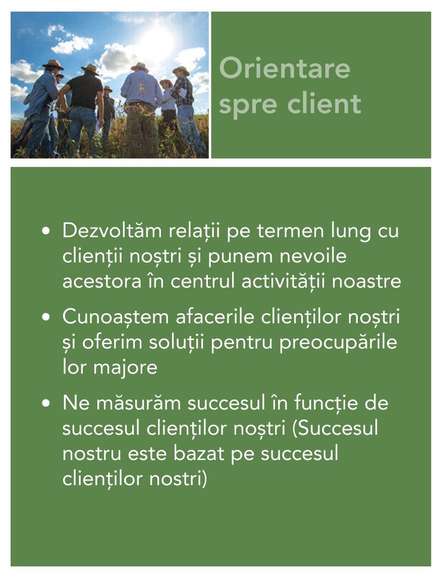 Orientare spre clienți